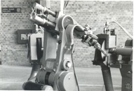 The NOKIA robot becomes part of the company's history as the first one to be installed in one of the factories to polish frying pan handles. The NOKIA is installed in Farroupilha's pan unit.
