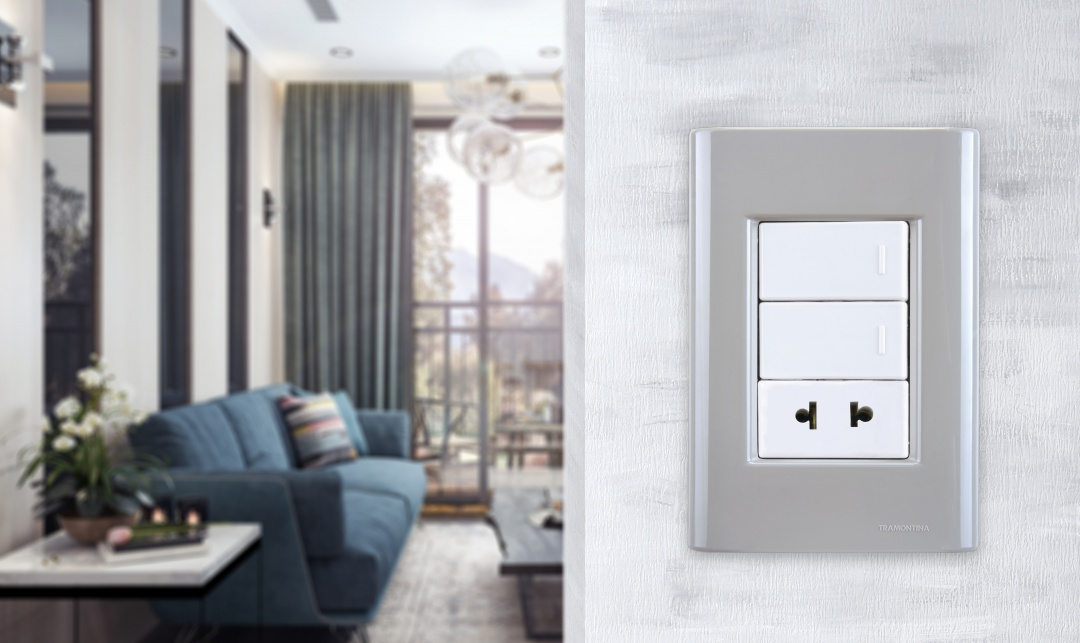 Switches and sockets: details that make the difference